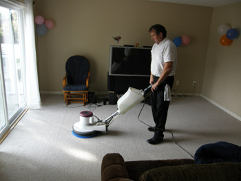 Kelowna carpet cleaning services